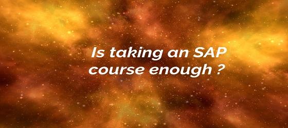 course,sap