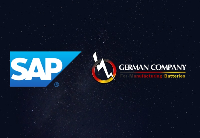 German Batteries SAP S4HANA Digital Transformation